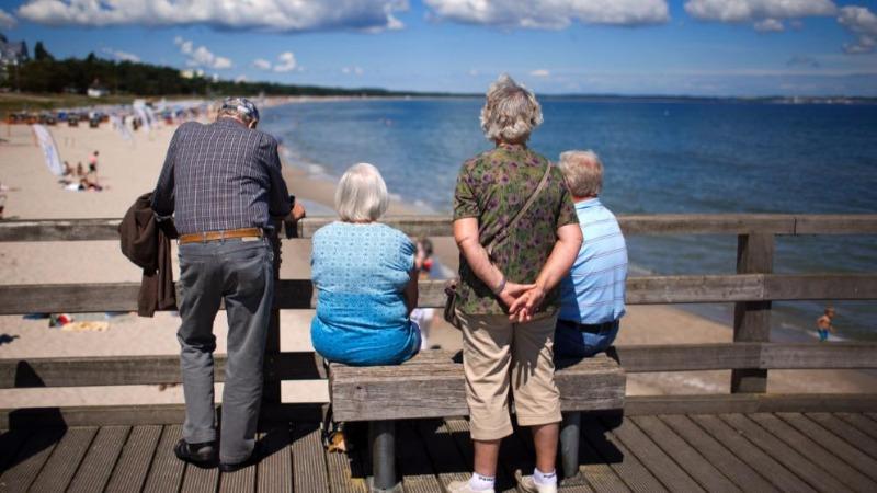 знакомства для пенсионеров в германии