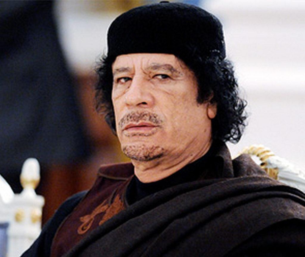 Каддафи, Саркози и урок для России. Руслан Осташко