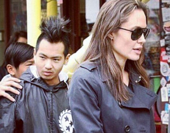 Избалованный сын изматывает Джоли