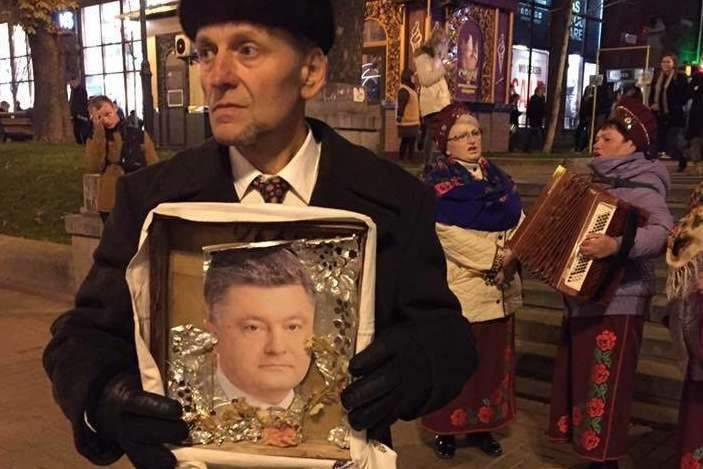 Филарет, оказывается, был цветочками – на Украину едут американские ягодки