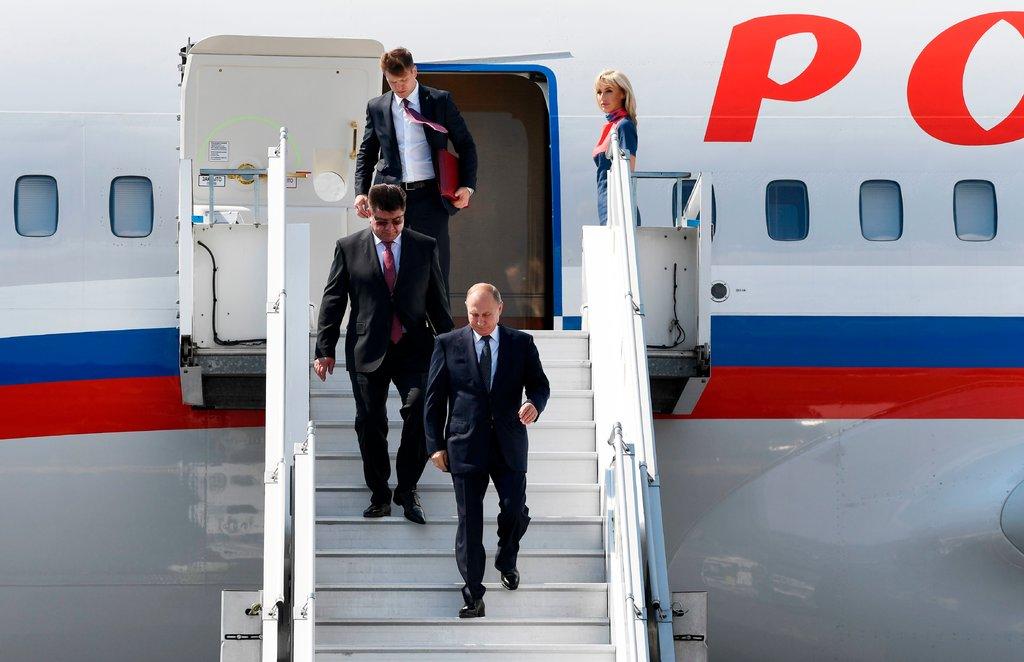 Путин вторгся в НАТО