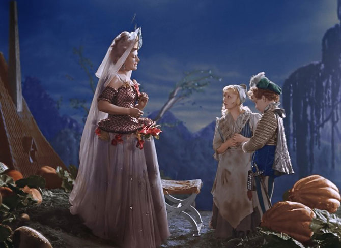 «Золушка» 1947 года. Почти сказочная история