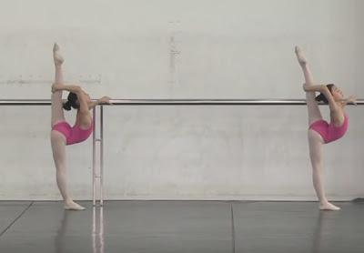 В этой школе маленьких девочек учат невероятной гибкости и пластичности... Как они это делают?