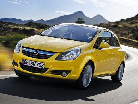 Первые Opel Corsa собраны в Беларуси