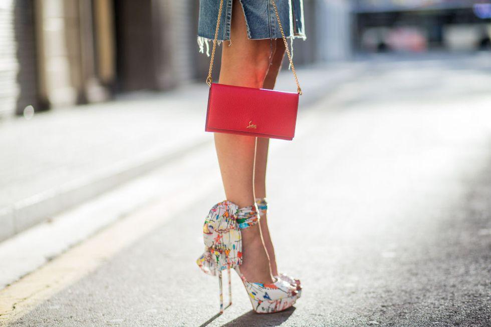 Как сочетать туфли и сумку весной 2018? Смотри 16 идей от блогеров