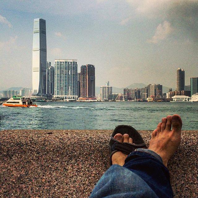 Как бесплатно остановиться в Гонконге