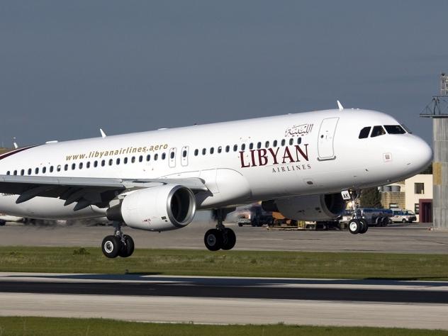 Сирия разрешила летать над ней гражданским самолетам