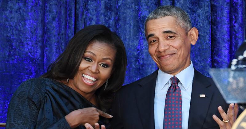 Из президентов в продюсеры: Барак Обама и его жена будут работать с Netflix