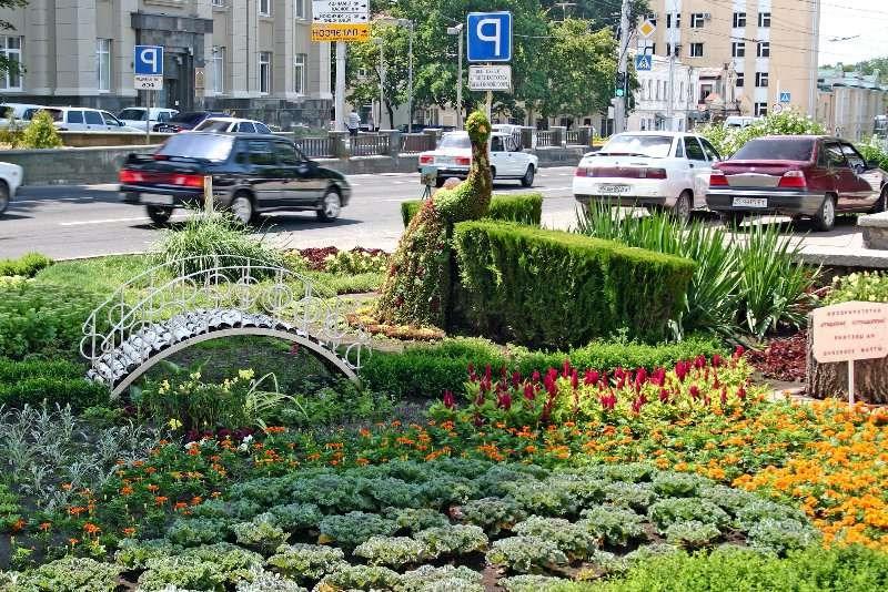 Ставрополь климат и экология