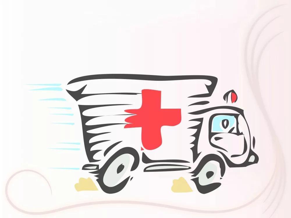 Байки водителя скорой помощи