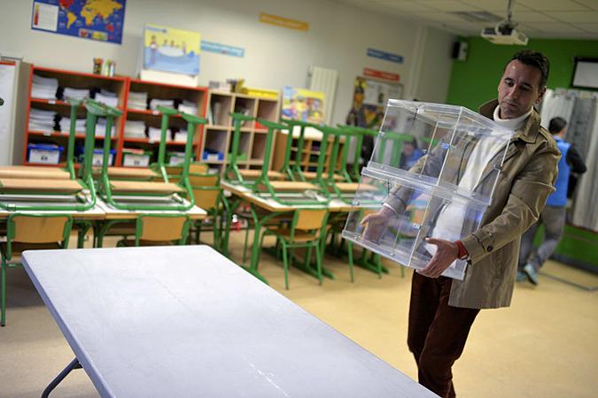 День тишины перед парламентскими выборами наступил в Испании