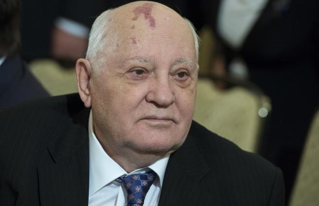Михаил Горбачев частично парализован из-за тяжелой болезни