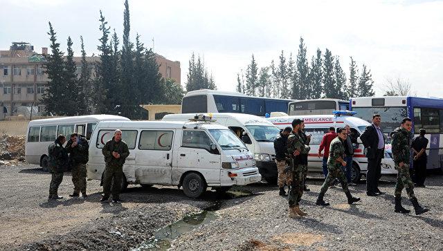 Новости Сирии. Сегодня 28 февраля 2018