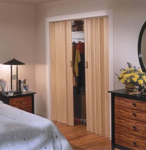 раздвижные двери в гардеробную комнату, фото 19