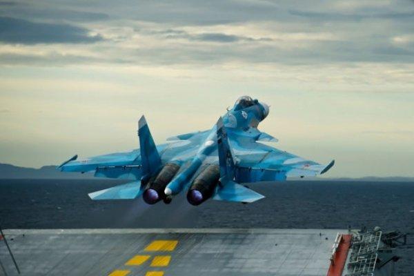 Российские самолёты готовятс…