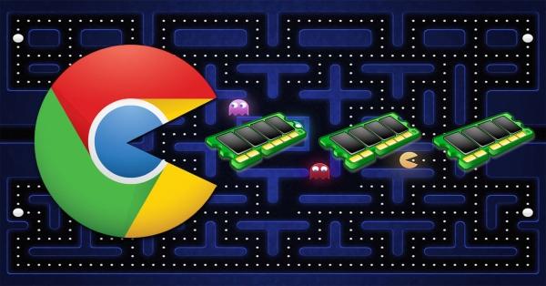Как сделать Google Chrome менее прожорливым