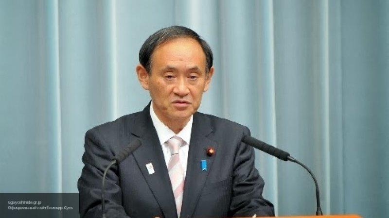 Новый состав правительства объявили в Японии