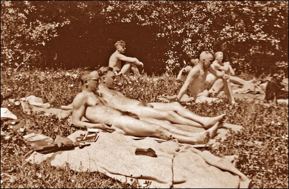 Ontario nude camps