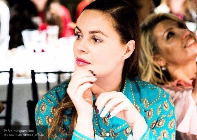 """Андреева отреагировала на слухи об уходе из программы """"Время"""""""