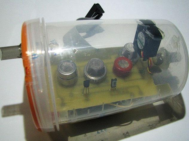 Уфимская студентка создала отечественный аналог аппарата для диагностики гастрита и язвы