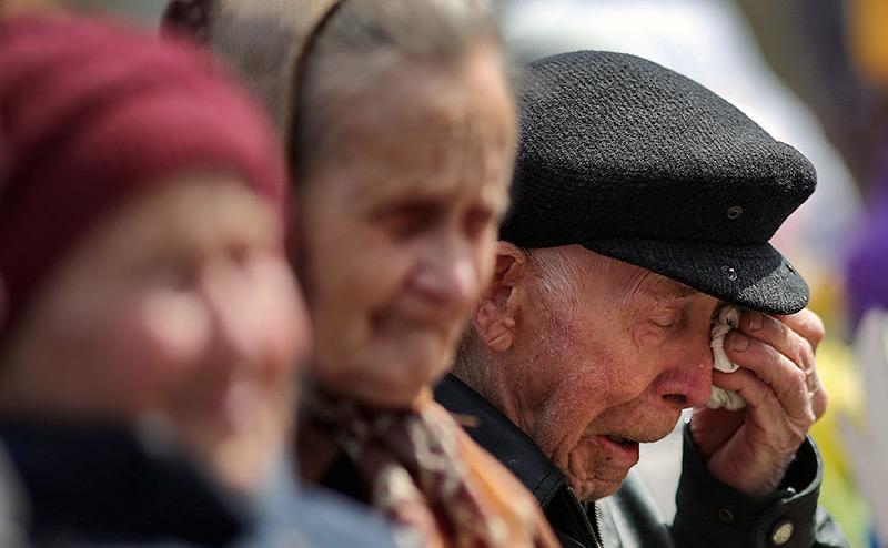 Старики не доживут до обещанной пенсии в 25 000 рублей