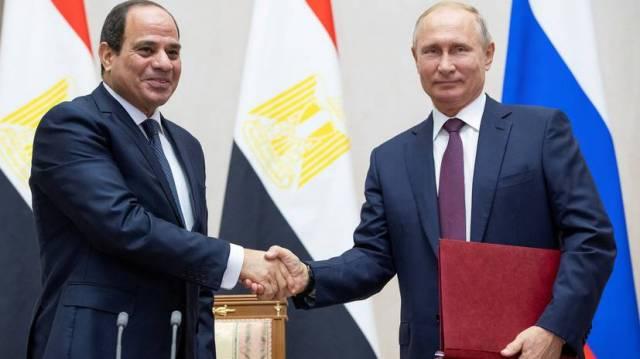 «Оазис» для России: Египет в…