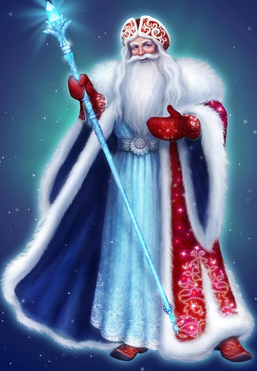 Откуда взялся Дед Мороз и его происхождение