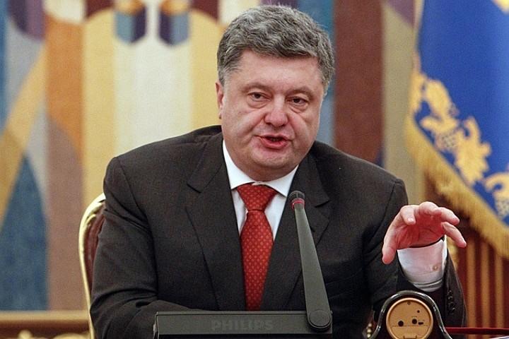 Пресс-служба президента рассказала о поездке Порошенко в Евросоюз