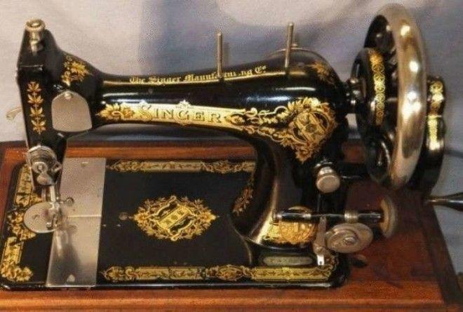 Охота за швейными машинками