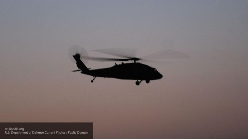 В петрозаводскую больницу на вертолете доставлен мужчина, которому срочно нужна была помощь