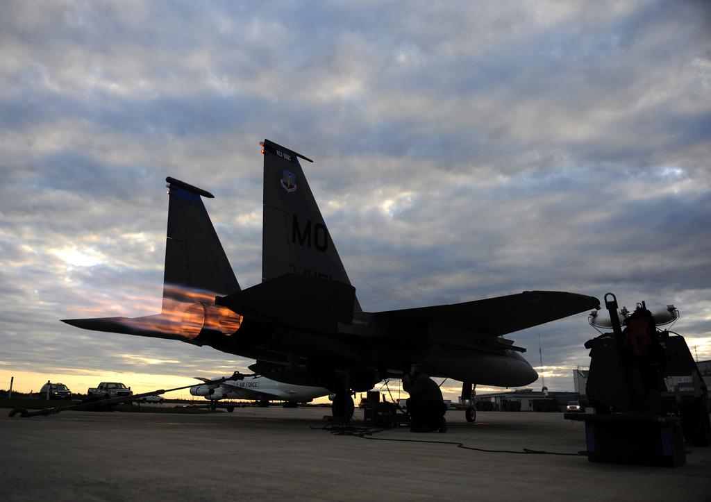 173 25 потрясающих фото от ВВС США