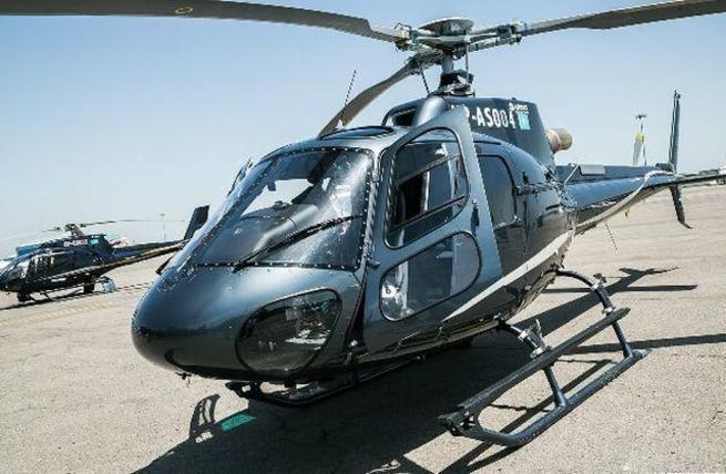 Пенсионный фонд Авакова крепчает, он уже осваивает вертолеты