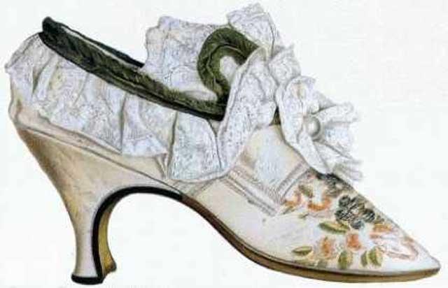 История наших туфелек