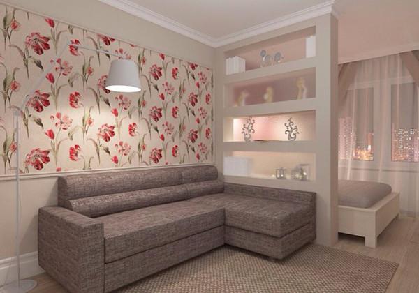 20 потрясающих идей использования пространства в маленькой квартире