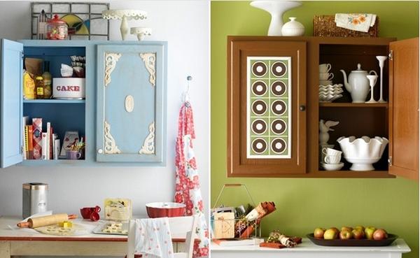 5 идей для волшебного преображения старого кухонного гарнитура