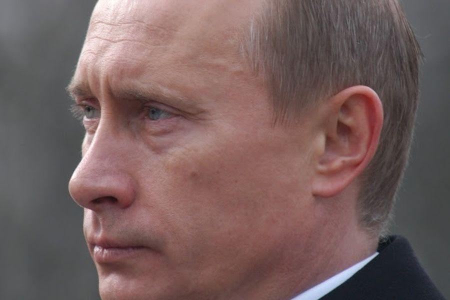 Путин рассказал о семье и о войне