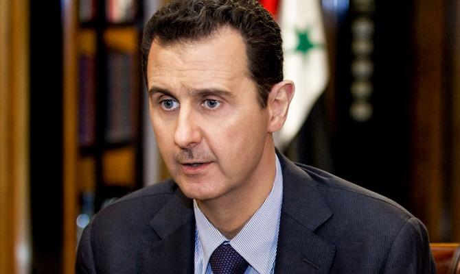 Башар Асад: 80 стран поддерживают террористов