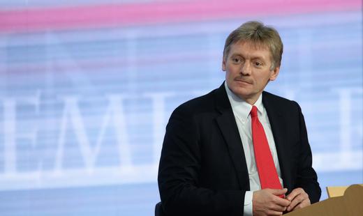 В Кремле предложили Мединскому ответить по поводу фильма с Зеленским