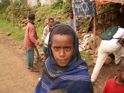 """Фалаши - (бывшие) """"черные евреи Эфиопии"""""""