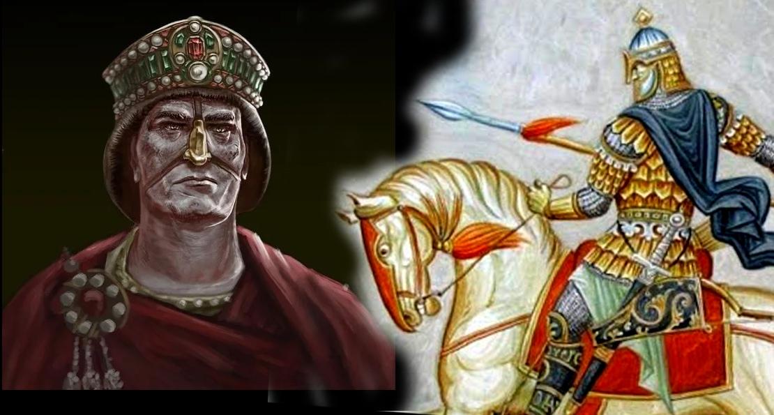 Кровавая игра за престол Византийской империи. Как греческий император сумел победить врагов и вернуть себе власть история