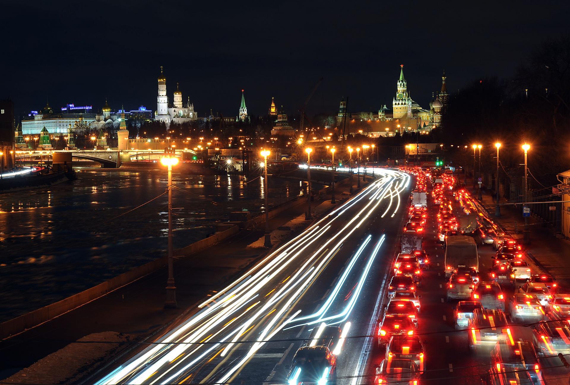 отличие красивые картинки дороги в москву иметь