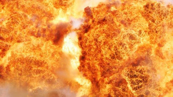Взрыв реактивного двигателя на полигоне под Архангельском. Главное на этот час