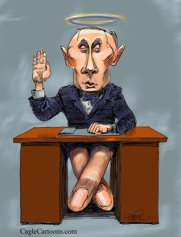 Путин изменился