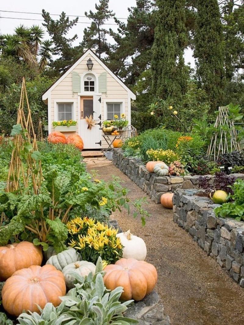 яркие новеллы, интересные идеи для огорода своими руками фото элемент конструкции, который
