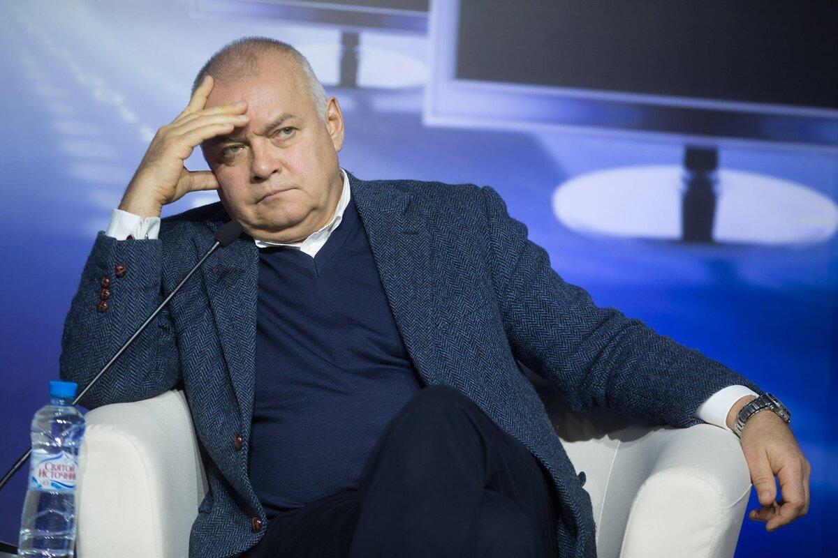 Николай Платошкин о телеведущем Дмитрии Киселеве.
