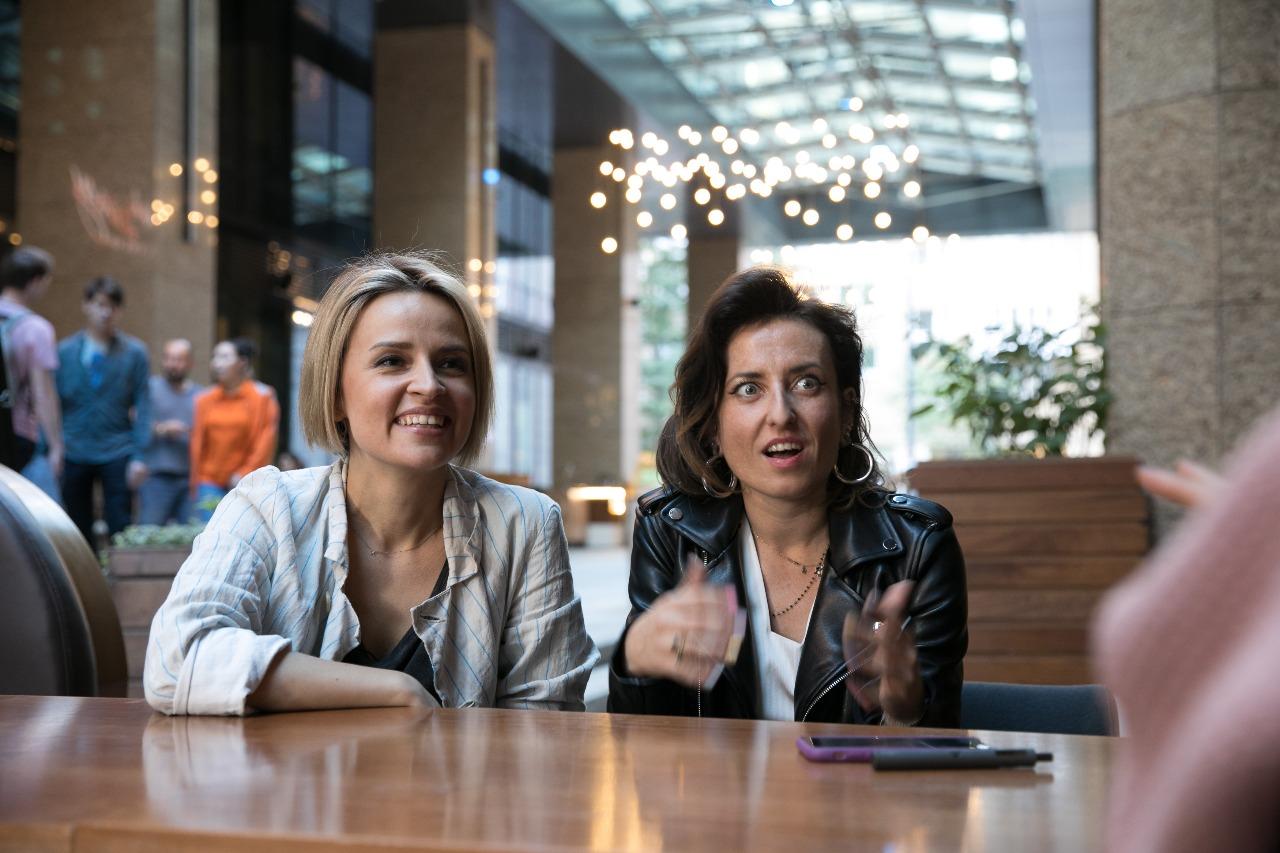 Саша Даль и Мими: Fruktы находят контакт с любым зрителем