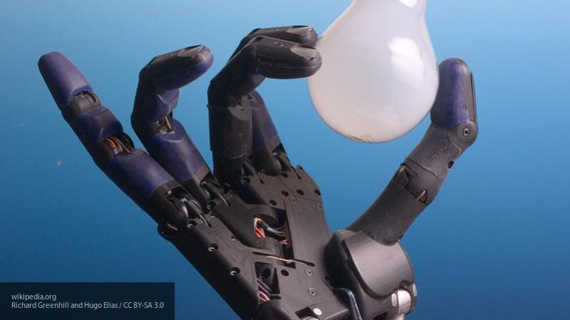Ученые создали роборуку, способную определять опасные вещества в жидкости