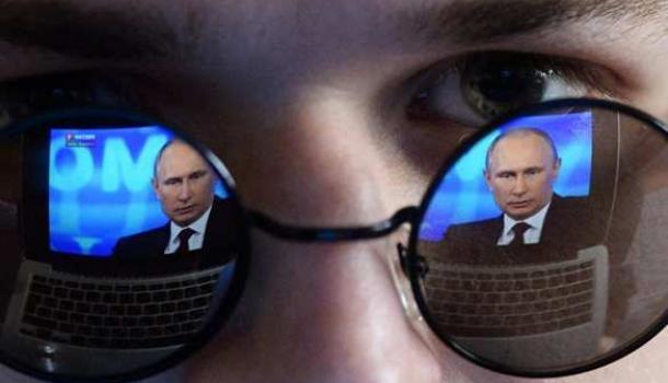 В США резко выросла популярность Путина