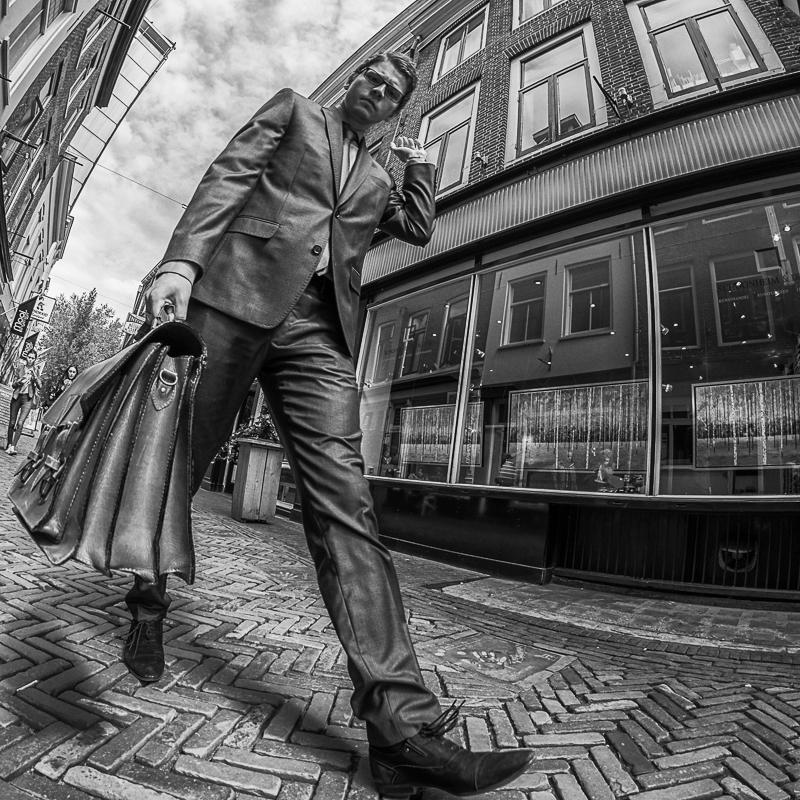 Оригинальные уличные фотографии Виллема Джокера
