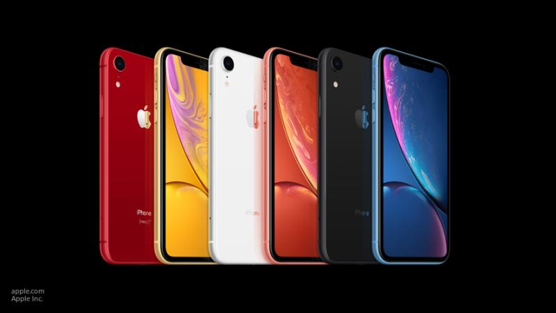Названы цены на официальный ремонт смартфона iPhone XR